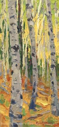 Russell Johnson oil painter