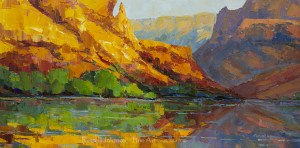 Russell Johnson - Grand Canyon Artist