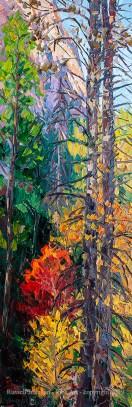 Russell Johnson landsccape artist