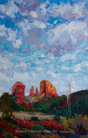 Russell Johnson Arizona artist