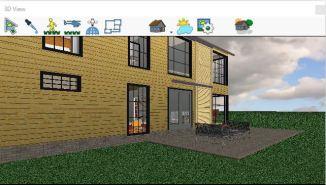 architct 3D exterior