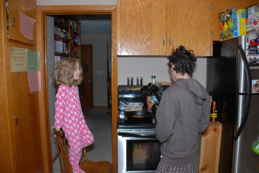 Kids Mastering the Kitchen