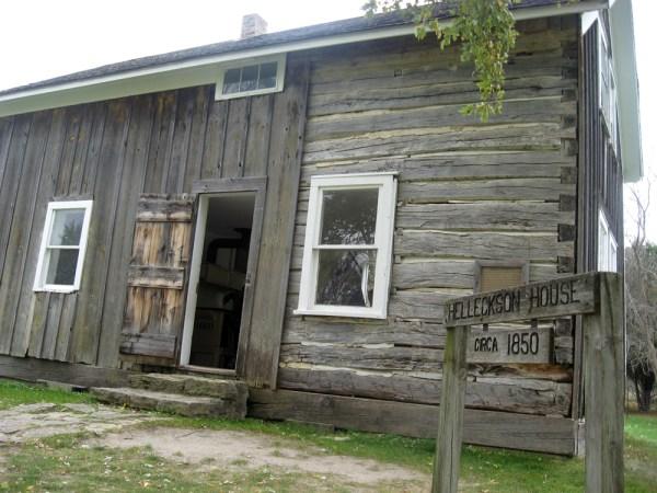 House Oxbow Park