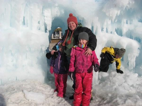 Ice Castles, Eden Prairie, MN