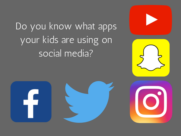 Understanding social media as a parent