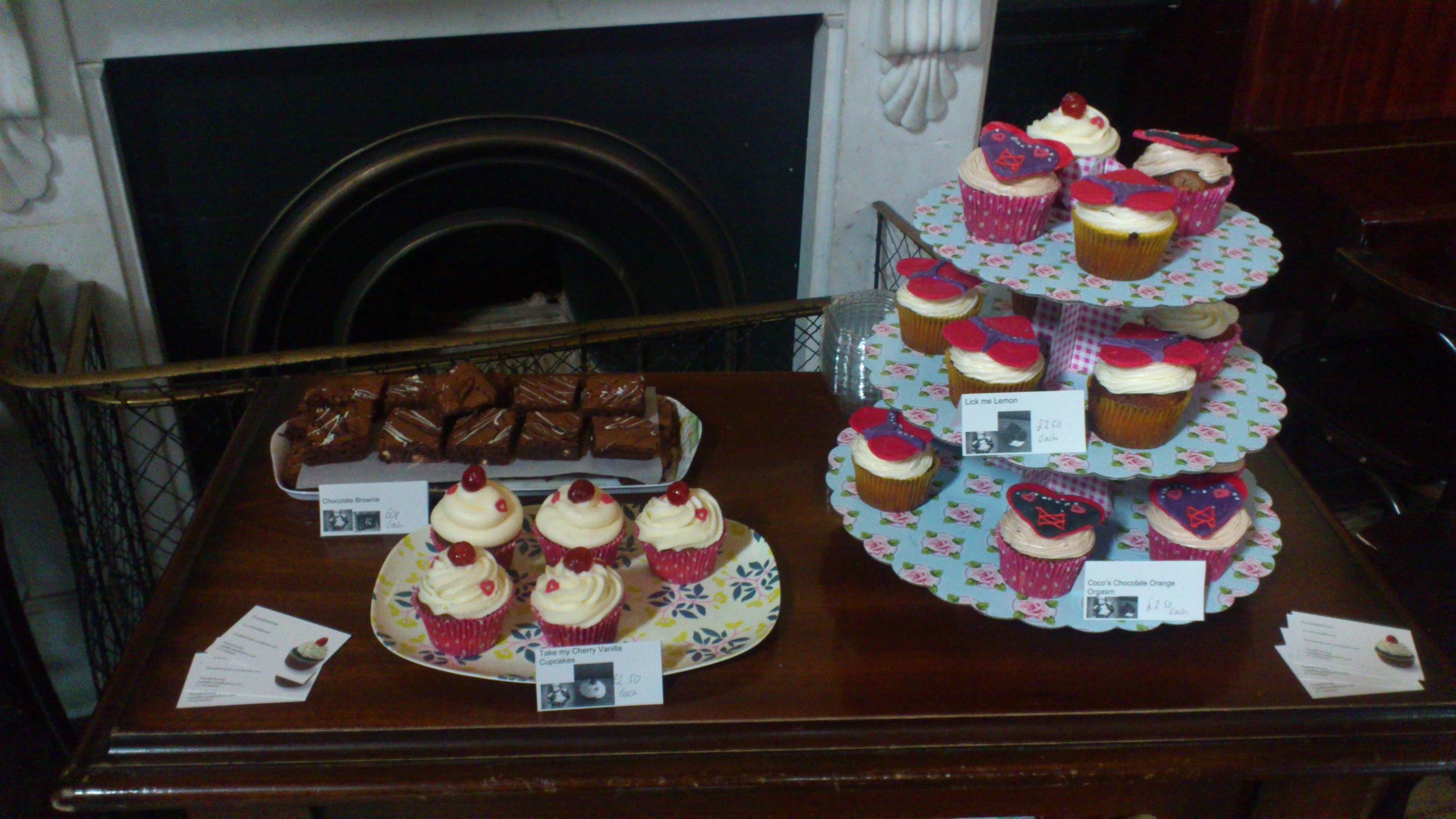 Cupcake Sale Russellskitchen