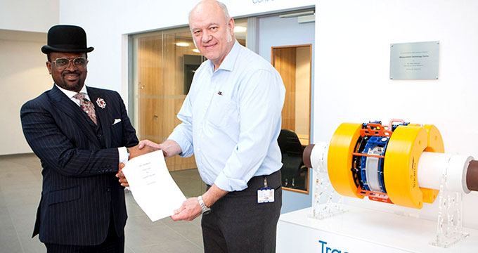 Russelsmith Partners With Tracerco To Improve Subsea Pipeline Integrity Management Services