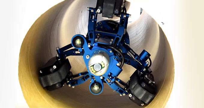 Robotic Crawlers The Smart Approach To Pipeline Integrity