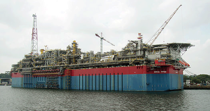 RusselSmith Successfully Completes Erha Mooring Topsides/In-Air Chain Inspections