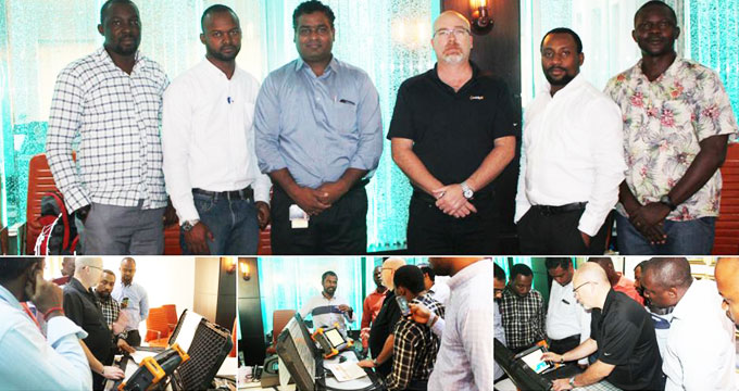 RusselSmith Conducts Pulsed Eddy Current (PEC) Technology Training For Its Engineers.