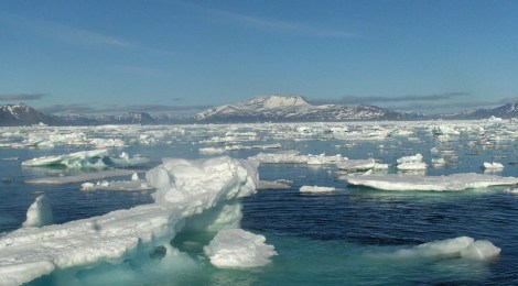 Greenland Melt Water Adds Vital Iron To Ocean