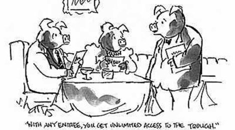 The Politics And Pork Of Climate Change - And Yet It Worked