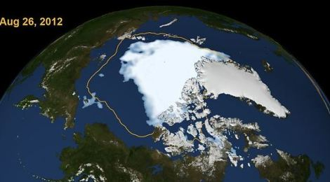 Arctic Ocean Acidifying Rapidly - Phytoplankton Is The Only Solution