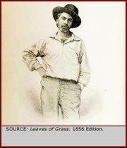 Walt Whitman 1856