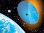 Giant Space Mirrors - geoengineering