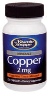 copper supplements