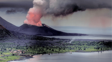 Volcanos Have Been Slowing Global Warming