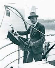 Sir Alister Hardy ocean ecology pioneer