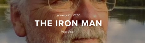 Russ George Iron Man podcast story