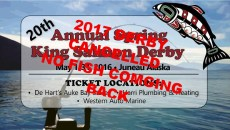 Alaska salmon derby cancelled