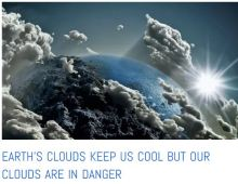 clouds keep us cool