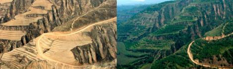 China loess plateau