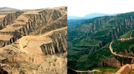 China loess plateau