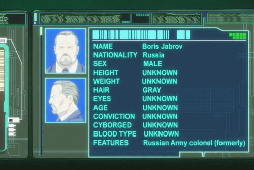 Russia in Anime аниме quotGhost in the Shell Stand Alone