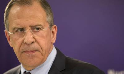 Lavrov's Russia is calling upon nations to shed their chains, to stop pushing their national interests to one side while listening to instructions from Washington.