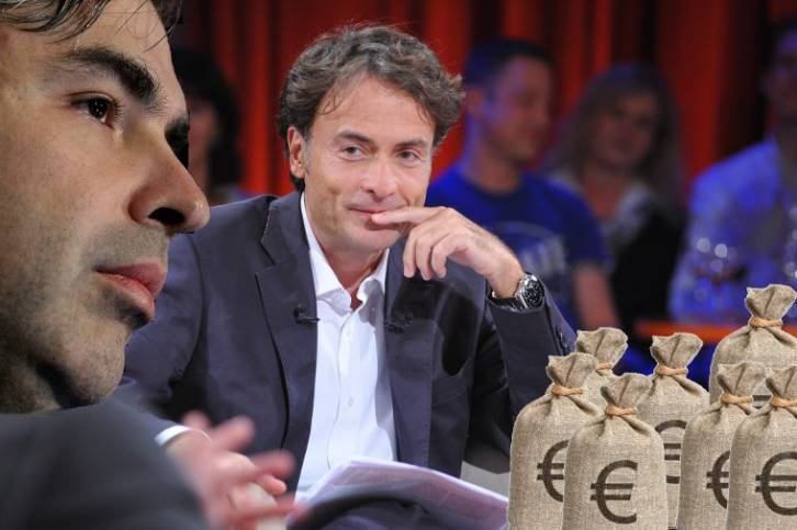 "Since we've arrived at this uneasy juncture of journalistic sustainability, here's my mashup of how ""MAYBE"" Zeit Editor Giovanni di Lorenzo could be eye-balling bags and bags of euros from Google's Larry Page - MAYBE"