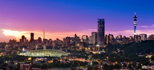 top 5 cities for business in 2016 - johannesburg