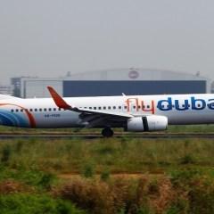 تحطم طائرة ركاب إماراتية أثناء هبوطها في مطار روستوف على الدون جنوب روسيا