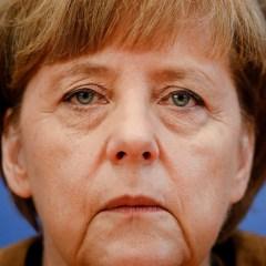 Глава Австрийской партии свободы назвал Меркель самой опасной женщиной Европы