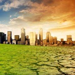 We're Lucky Climate Change Didn't Happen Sooner