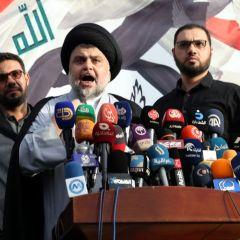 الصدر يبدأ اعتصاما في المنطقة الخضراء ببغداد للمطالبة بالإصلاح