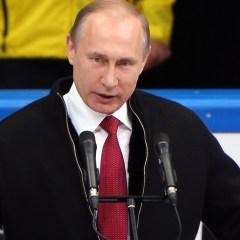 Putin notes Russia's contribution to pentathlon development