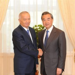 China, Uzbekistan vow to boost relations, cooperation