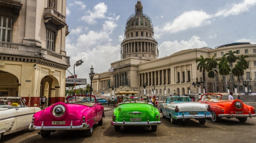 City of Havana: where beauty and decay coexist