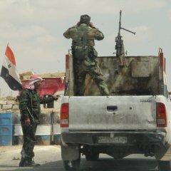 ИГИЛ неудачно контратаковало позиции сирийских военных в районе Эс-Саура