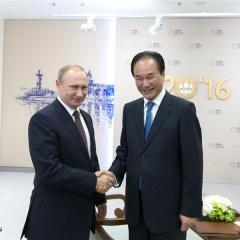 Interview: Putin says Moscow, Beijing jointly maintain int'l stability