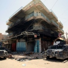 IS gone but some Fallujans shun return to 'cursed city'