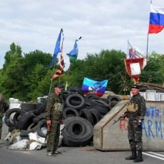 Militia report eight ceasefire violations in Ukraine's Lugansk republic