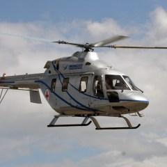 МЧС: в Екатеринбурге при взлете рухнул медицинский вертолет