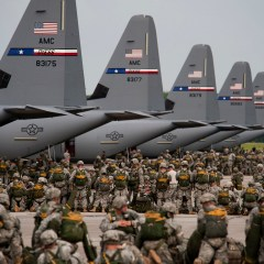 America's War Against Itself for the Greater Middle East