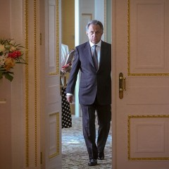 Putin made no decisions on dismissing sport minister