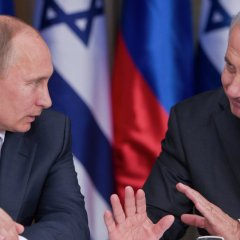 Sisi: Moscow Ready to Host Direct Talks Between Abbas, Netanyahu