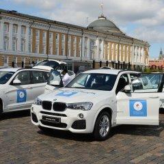 Российские призеры Олимпиады-2016 получат автомобили марки BMW