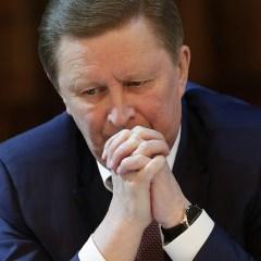 Putin sacks Kremlin chief of staff Sergey Ivanov