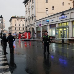 Court to review arrest of man who took hostages in bank in Central Moscow