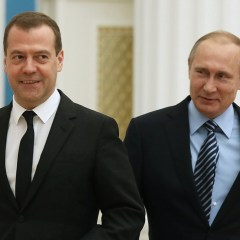 Putin, Medvedev to meet with members of Russian Olympic team